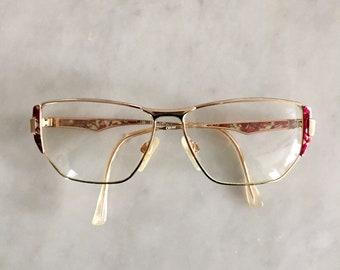 vintage 90s eyeglasses
