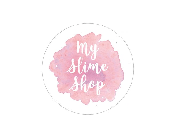 Slime stickers labels for homemade slime slime store like this item ccuart Gallery