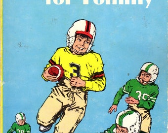 Touchdown for Tommy by Matt Christopher