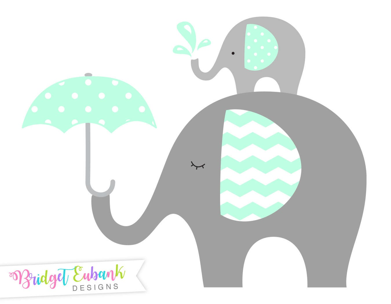 Elephant Pictures For Baby Room