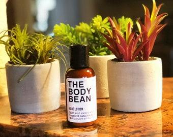 The Body Bean - Travel Size Aloe Vera Lotion