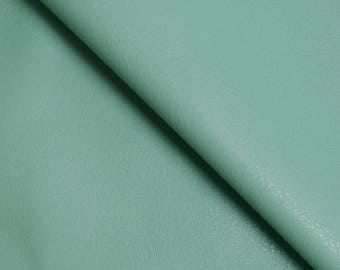 Faux leather stretch fabric / faux leather (in multiples of 20cm *)