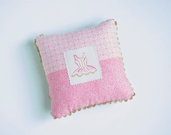 Pretty N Pink Tooth Fairy Pillow