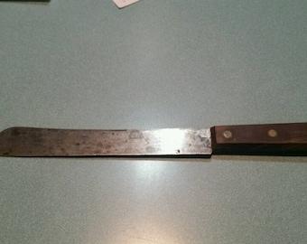 Vintage Lamson & Goodnow Butcher/Slicing Knife