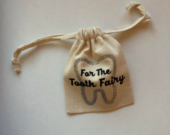 Customized Magic Tooth Fairy Pouch