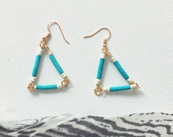 Papyrus Ombelle earrings