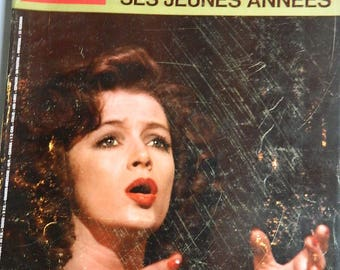Magazine Days of France Edith Piaf Year from 8 to 14 April 1974
