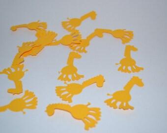 Giraffe Confetti/Giraffe Table Scatter/Giraffe/Table Scatter/Confetti