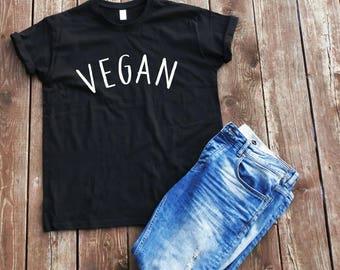 Vegan T-shirt Vegan funny t-shirt funny sayings t-shirt vegan shirt unisex t-shirt tumblr t-shirt cool t-shirt