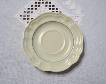 Vintage Pfaltzgraff Heirloom Saucer Plate Dish Replacement Panchosporch