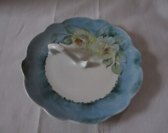 Lovely Hand Painted Lemon Dish