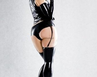 Latex panties
