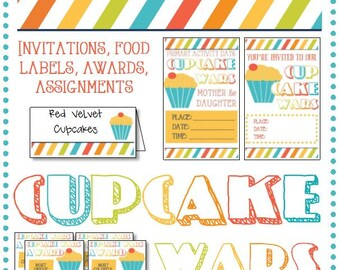 CupCake Wars - Serving Others