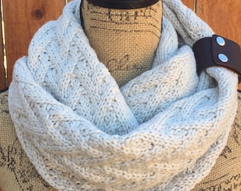Knit Scarf, Infinity Knit Scarf, Infinity Scarf, Knit Infinity Scarf, Scarf, Scarves,Scarfs, Knitted Scarf, Knit Scarfs, Scarfs Knit