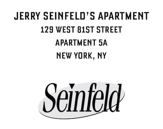 Seinfeld apartment floor plan print seinfeld art seinfeld seinfeld apartment floor plan print seinfeld art seinfeld poster wall art seinfeld blueprint tv show floor plan jerry seinfeld malvernweather Choice Image