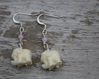 Elephant Walk Earrings