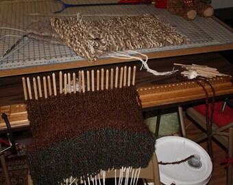 36 inch Oak Peg Loom