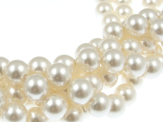 pearls on half off big creamrose sale pearl pcs p drilled crystal swarovski save