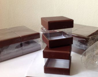 Containers sweets, candies, set of 18, table decoration, birthday gift favor, other occasions