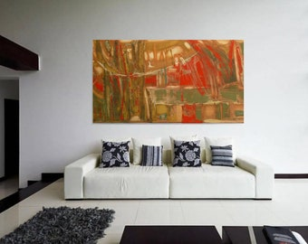Abstract Art oil painting original painting abstract Wall Art Bedroom Living Room Decor Wall Art Living Room Custom Painting contemporary