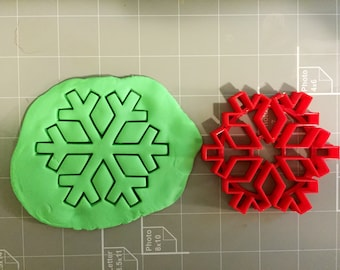 Snowflakes Cookie Cutter