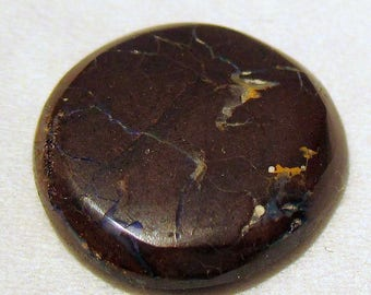 Undrilled - ref218 - boulder Opal