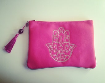Moroccan Pouch/Clutch (large size)
