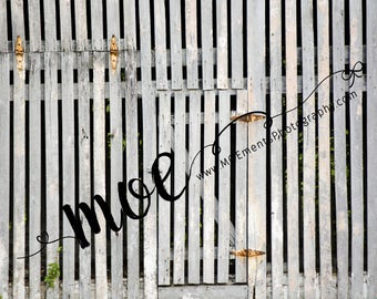 Wood fence wall- instant download - high resolution digital backdrop