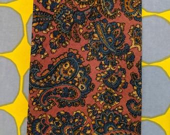 1970s // PAISLEY DAYS // Vintage Liberty of London Tie