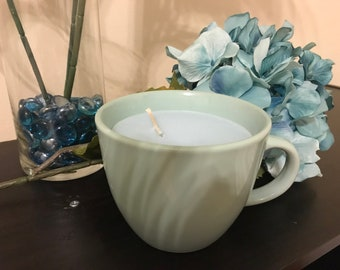 Coffe Mug Candle