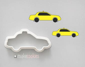 NYC Taxi Cookie Cutter