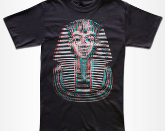 Tutankhamun T Shirt - Graphic Tees For Men, Women & Children - Pop Art , Egypt, Pyramids, Giza, Sphinx, King Tut, Cairo,