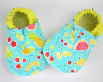 Soft sole tropical baby shoes baby shoes Baby boy mocassins Indoor baby shoes First walker shoes Toddler vegan shoes Infant slippers