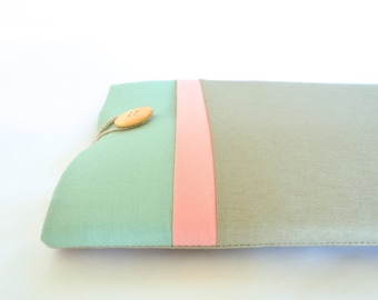 """Laptop Cases and Sleeves for 11.6"""" inch MacBook Air, Chromebook, 11"""" 12"""" inch Surface Pro 4, Surface Book Sleeve, Custom Size - Color Block"""