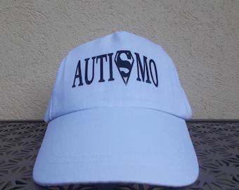 """Cycling Cap """"Autism"""""""