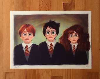 Print Harry Potter