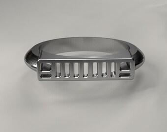 XJ Jeep grill ring