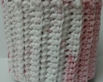 Strawberry Stripes Ice Cream Sweater Cozy