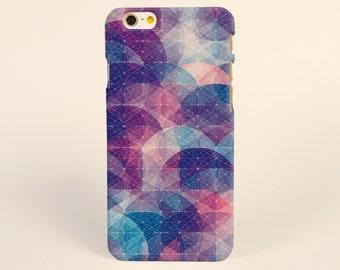 iPhone 8 case, iPhone X case, iPhone 7 plus case, iPhone 6s case tough samsung galaxy s8 case, samsung galaxy case purple abstract geometric