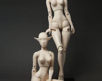 Custom resin bjd doll Elf