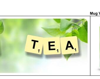 Tea mug drink mug