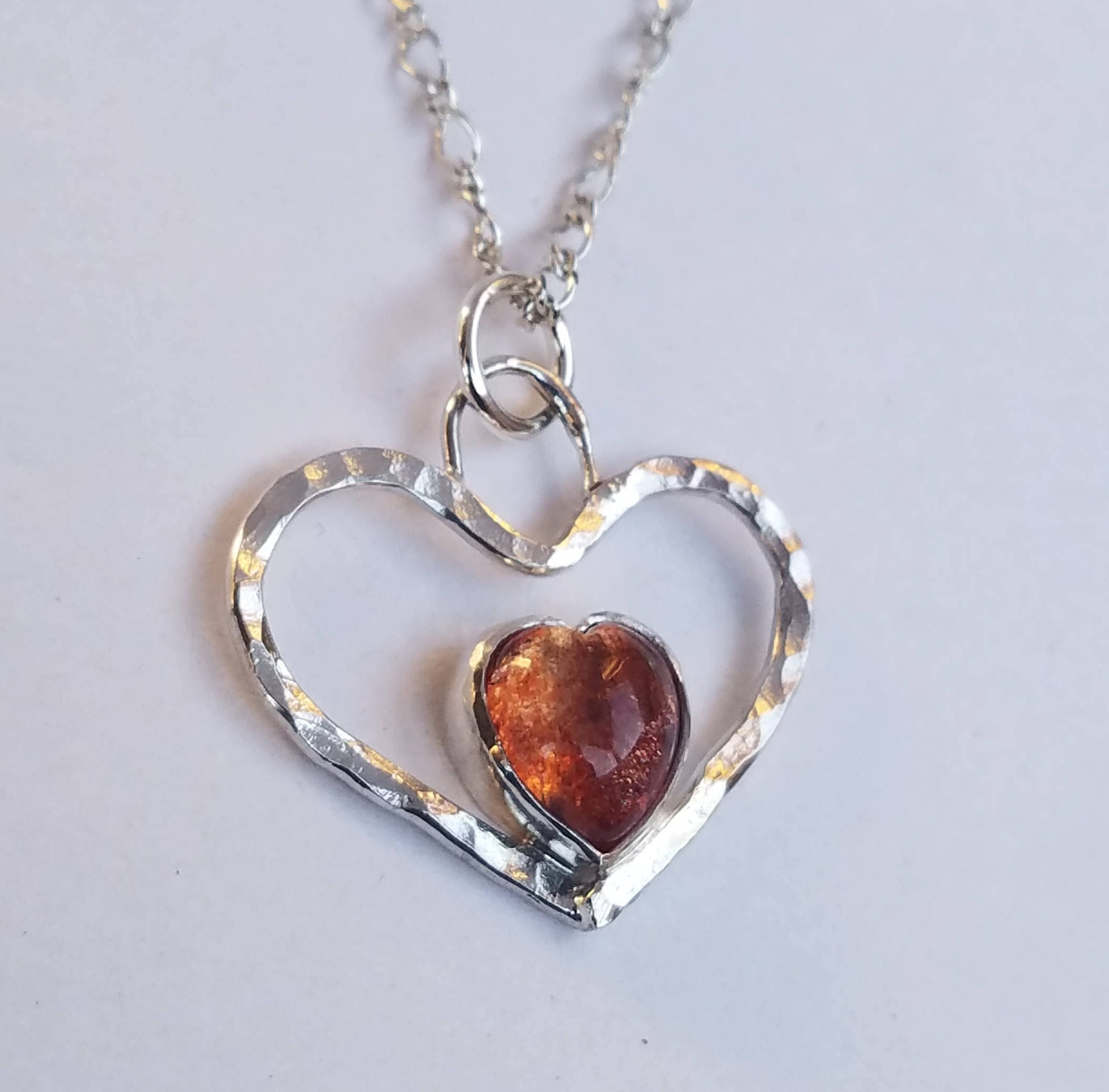 pendant in beautiful and set this sunstone jasper a oregon pin ocean is