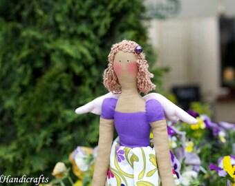 Tilda Angel Doll Princess Vintage Handicrafts Spring