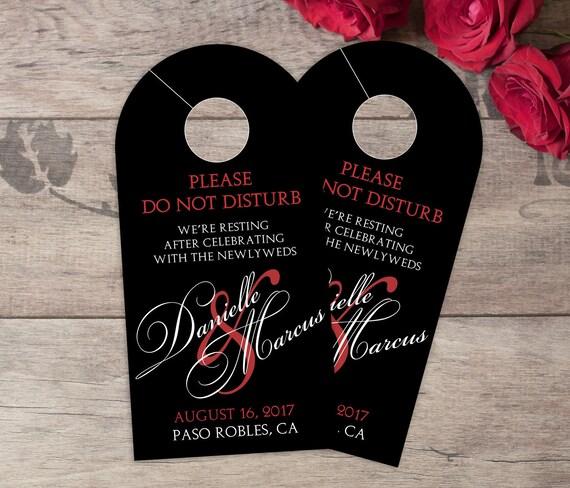 12 Hochzeit Tür Kleiderbügel Hotel Box Hochzeit Geschenk