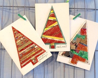 Christmas Tree Handmade Cards,Xmas Greeting Cards,Greeting Cards of Christmas,Wishing Merry Christmas Greetings,Greeting Cards Handmade,