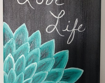 Love Life Painting