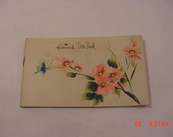 Vintage 1955 Hallmark Date Book   17 - 1338