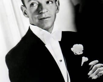 FRED ASTAIRE PHOTO #1