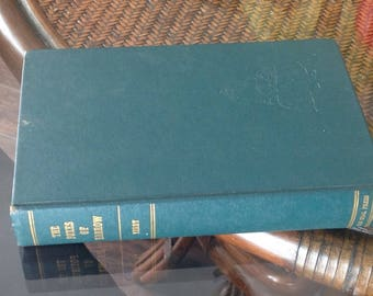A vintage copy of The foxes of Harrow by Frank Yerby