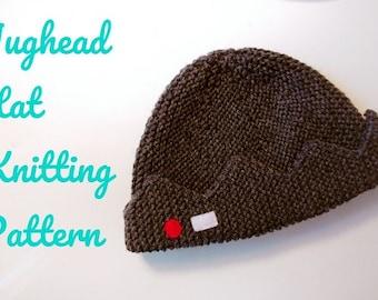 Jughead's Hat Knitting PATTERN